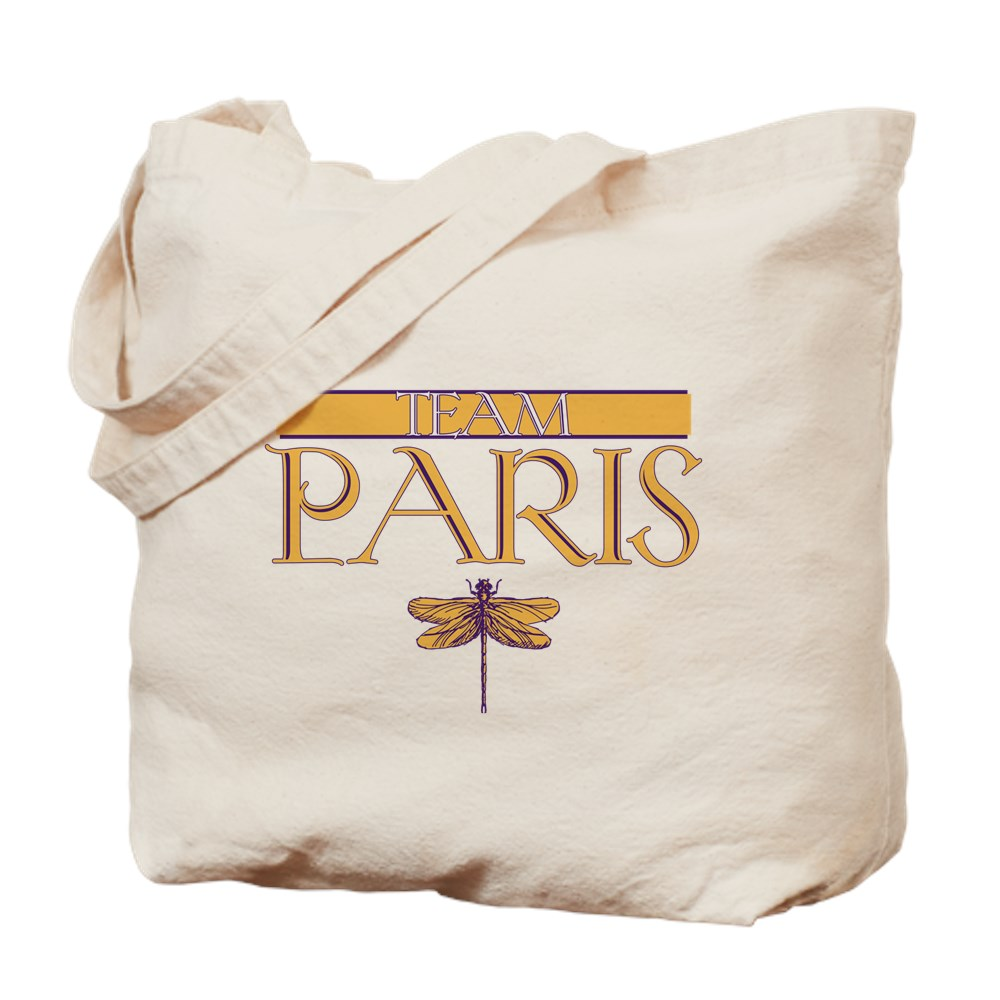 Team Paris Tote Bag