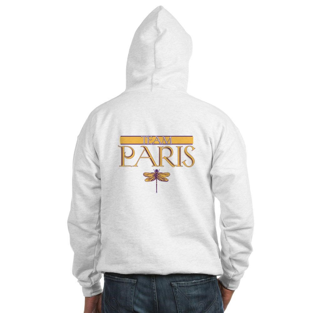 Team Paris Hooded Sweatshirt