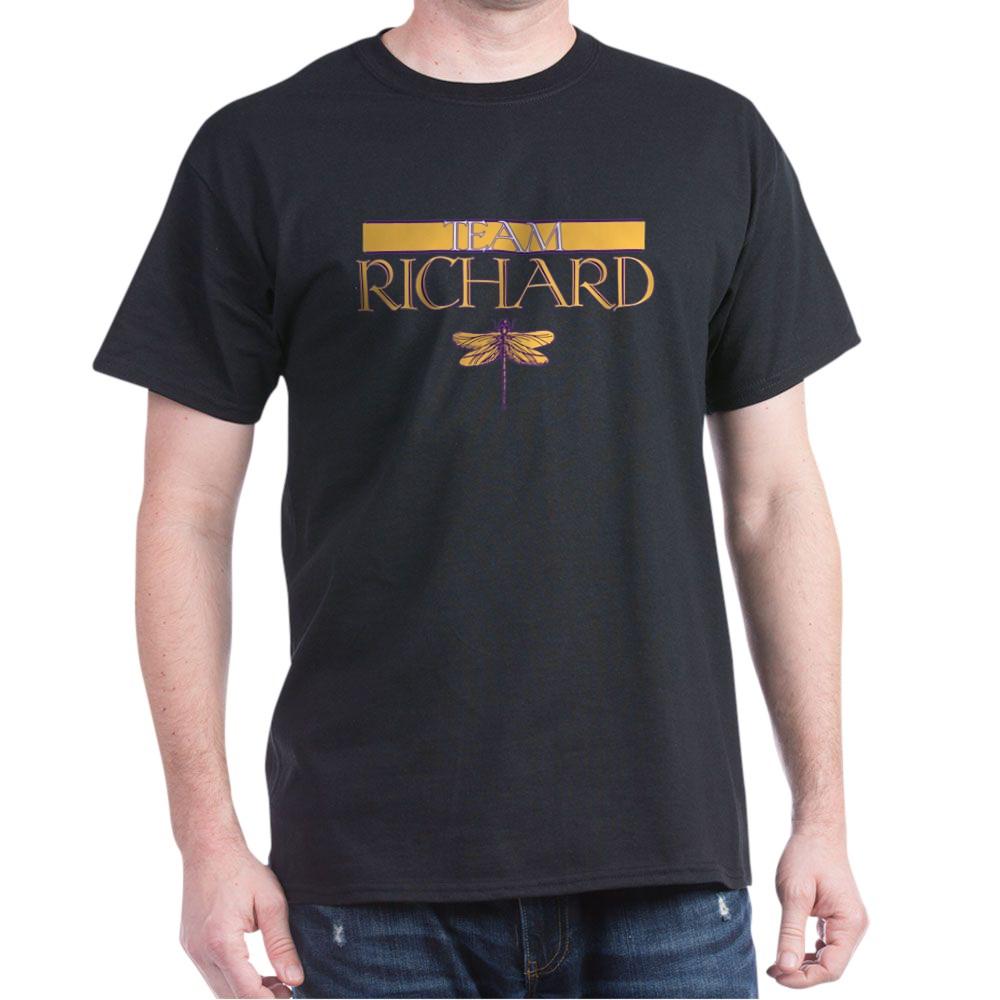 Team Richard Dark T-Shirt