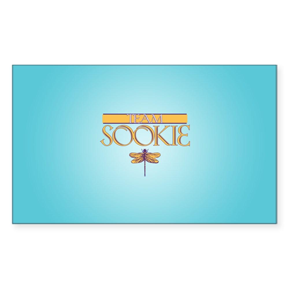 Team Sookie Rectangle Sticker