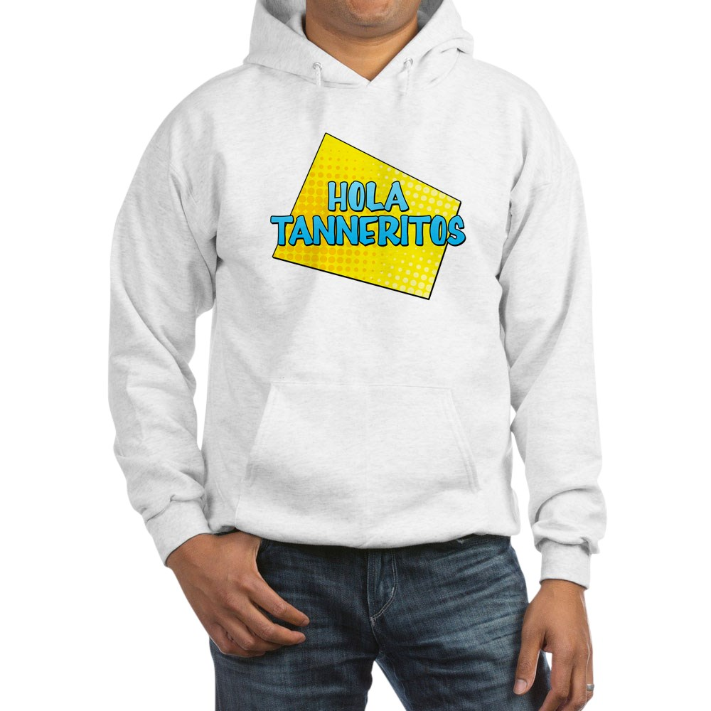 Hola Tanneritos Hooded Sweatshirt