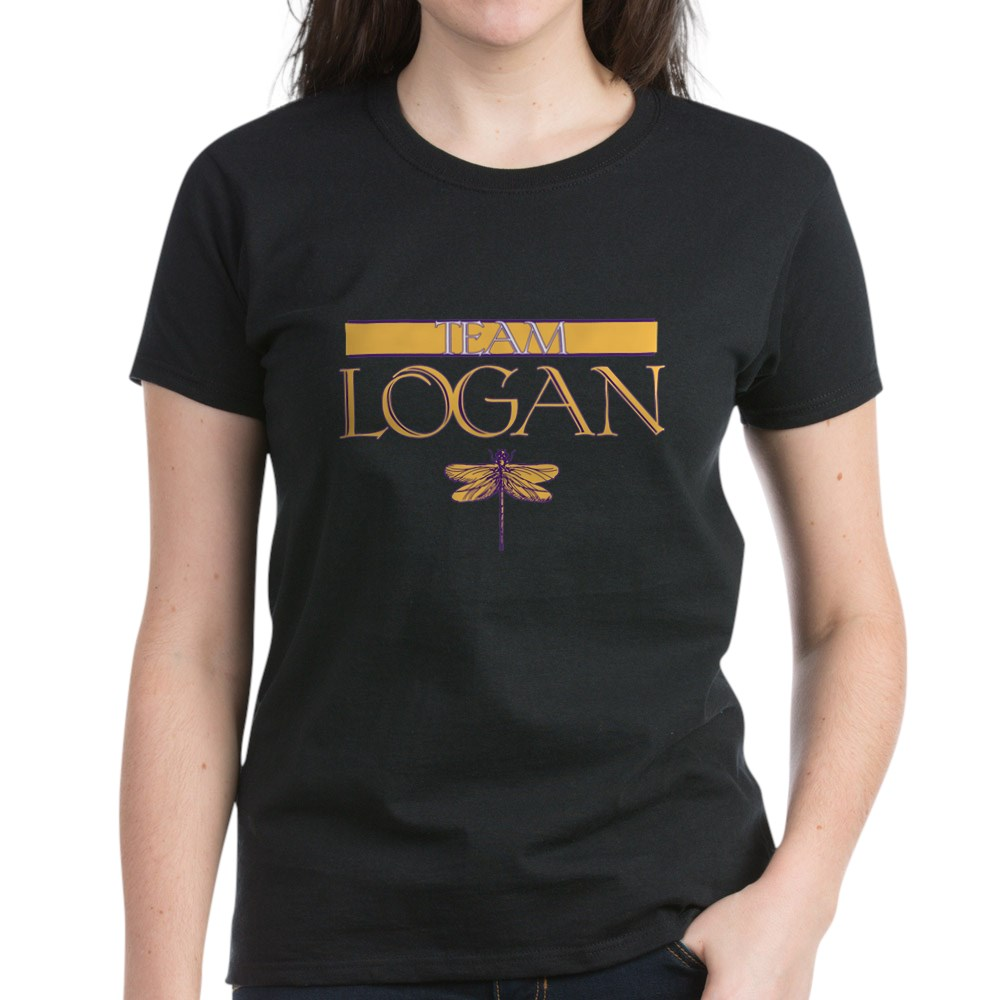Team Logan Women's Dark T-Shirt