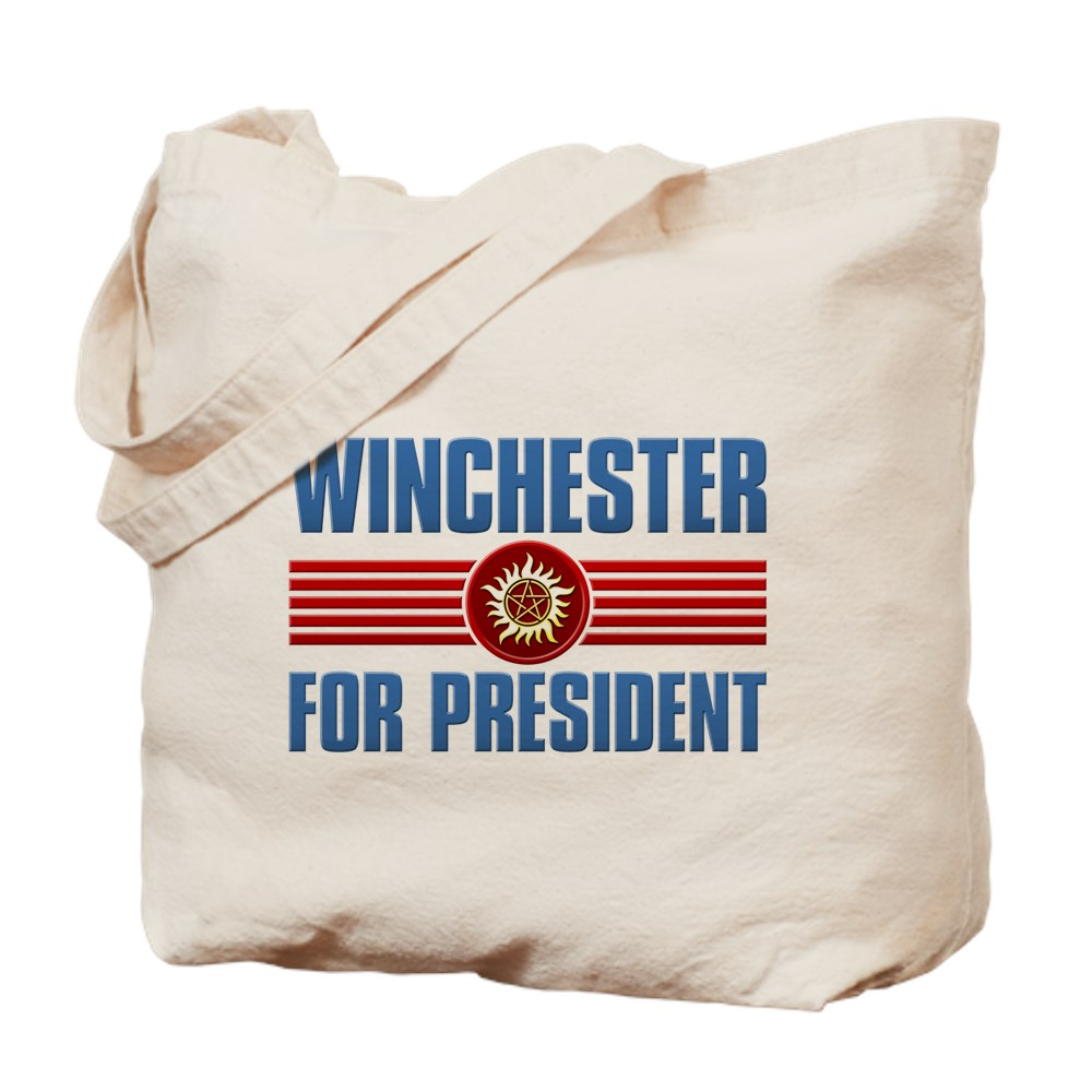 Winchester for President Tote Bag