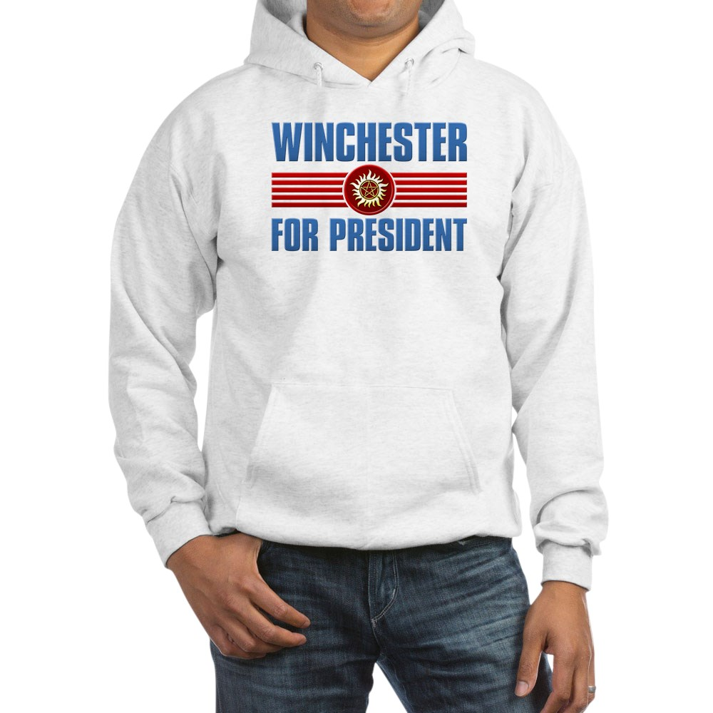 Winchester for President Hooded Sweatshirt