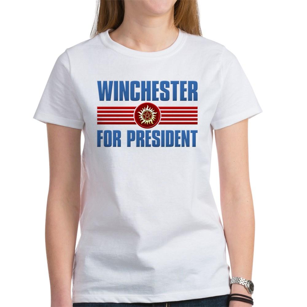Winchester for President Women's T-Shirt