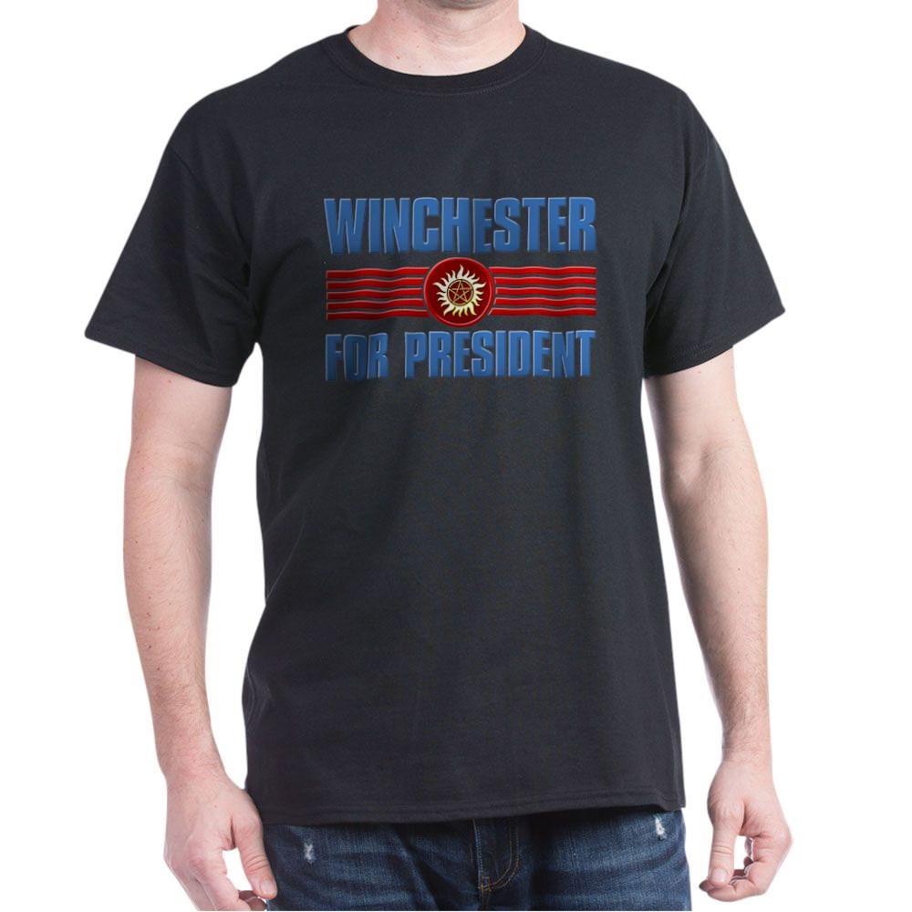 Winchester for President Dark T-Shirt