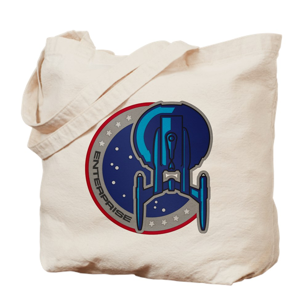 Star Trek: Enterprise Patch Tote Bag