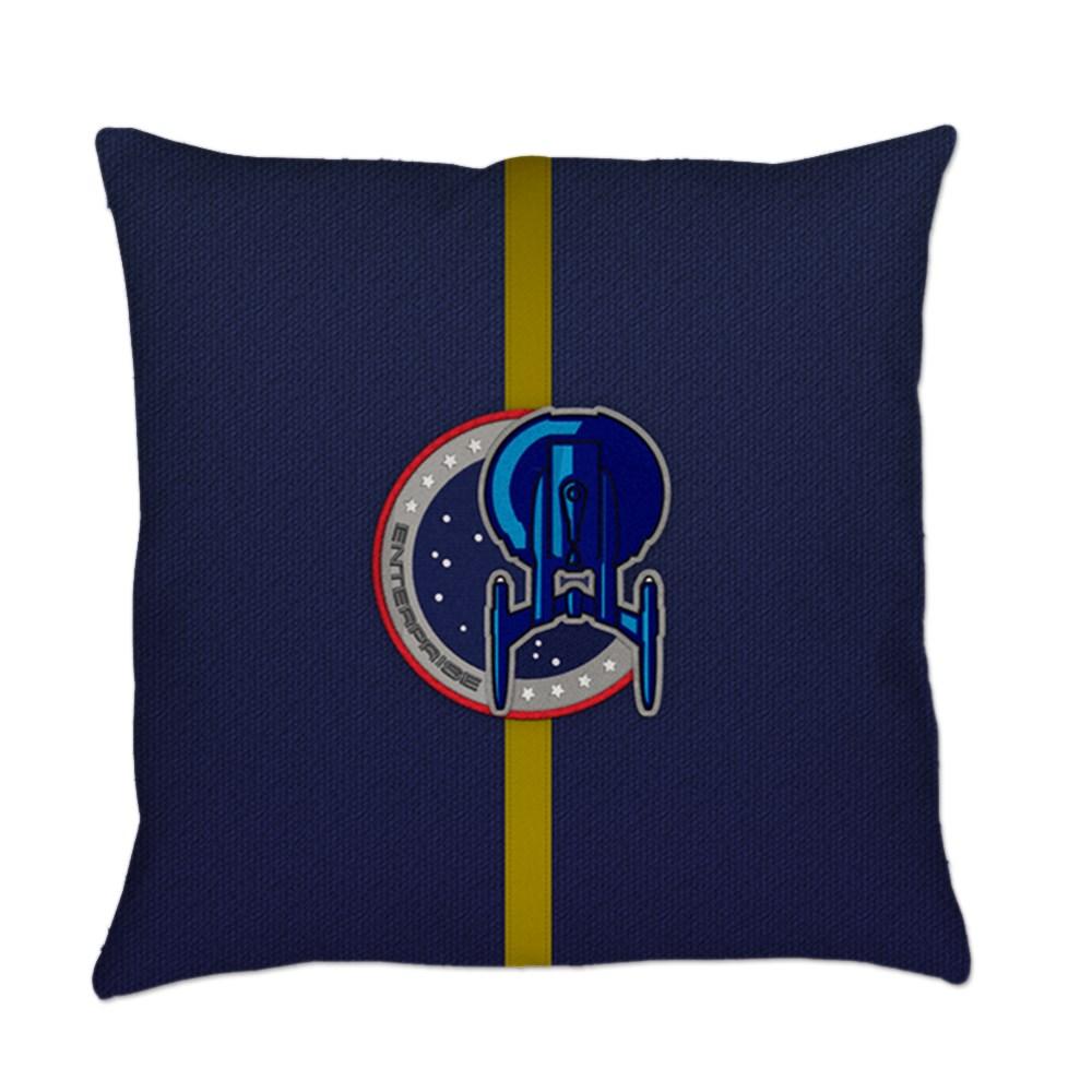 Star Trek: Enterprise Command Uniform Everyday Pillow