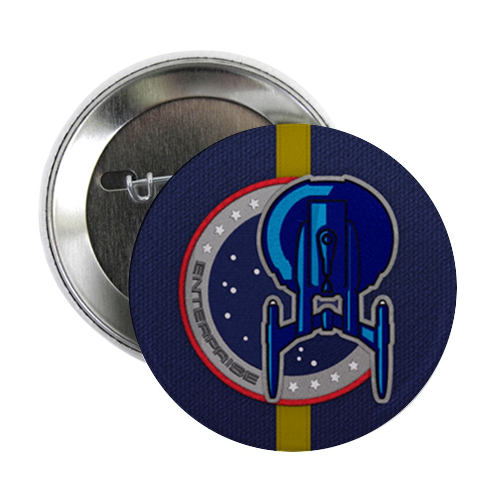 Star Trek: Enterprise Command Uniform 2.25
