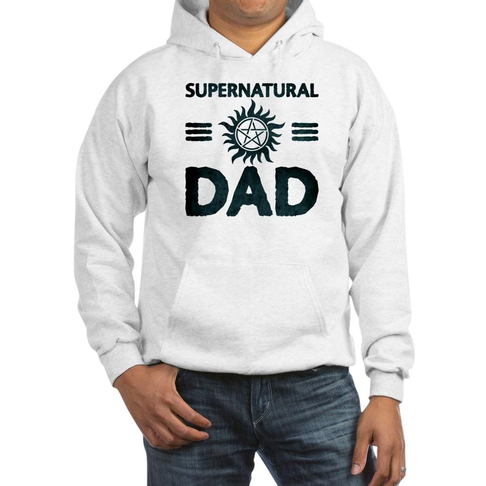 Supernatural Dad Hooded Sweatshirt