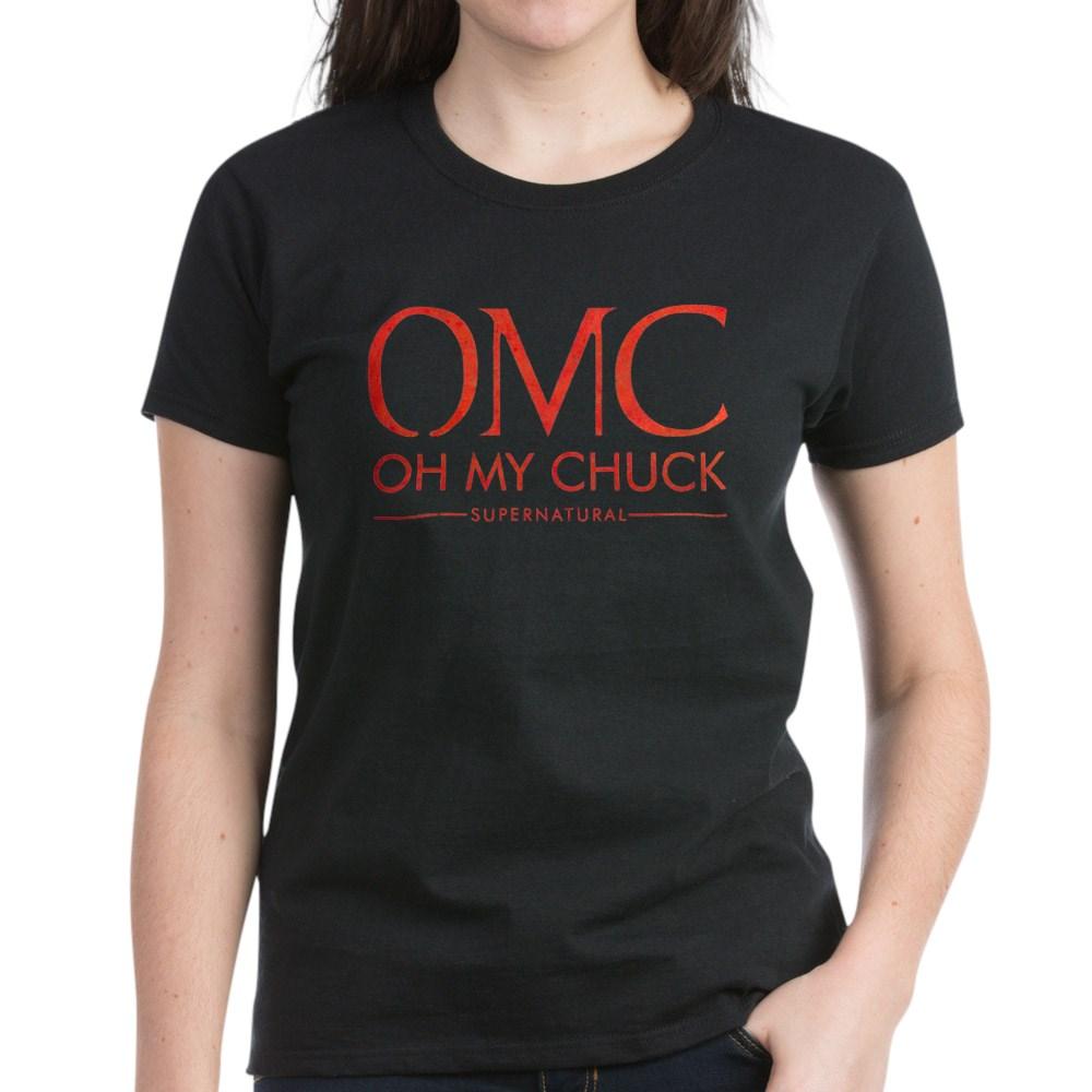 OMC - Oh My Chuck Women's Dark T-Shirt