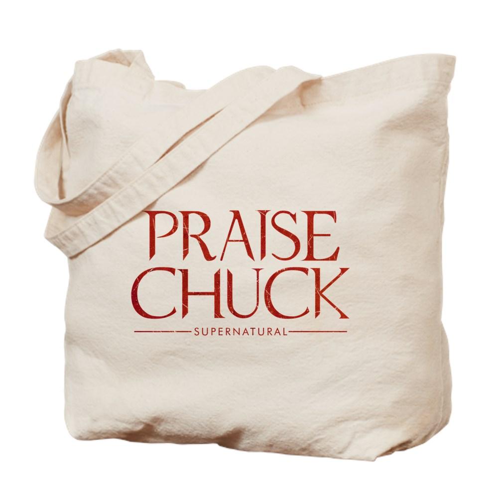 Praise Chuck Tote Bag