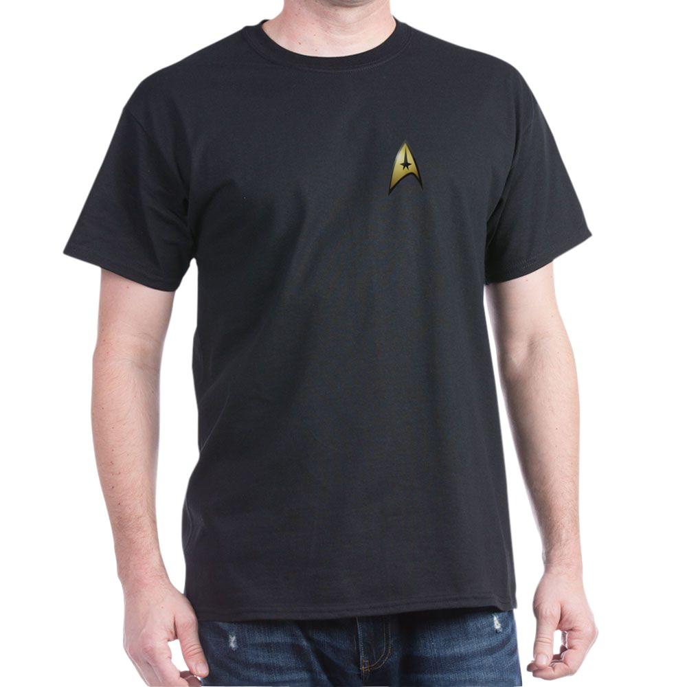 Star Trek: TOS Command Emblem Dark T-Shirt