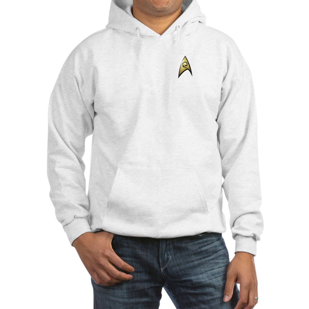 Star Trek: TOS Operations Hooded Sweatshirt