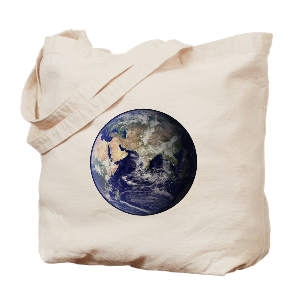 Eastern Earth from Space Tote Bag