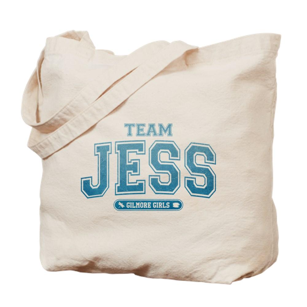 Team Jess - Gilmore Girls Tote Bag