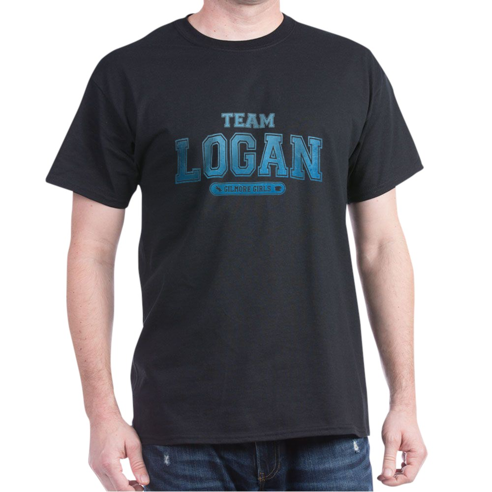 Team Logan - Gilmore Girls Dark T-Shirt