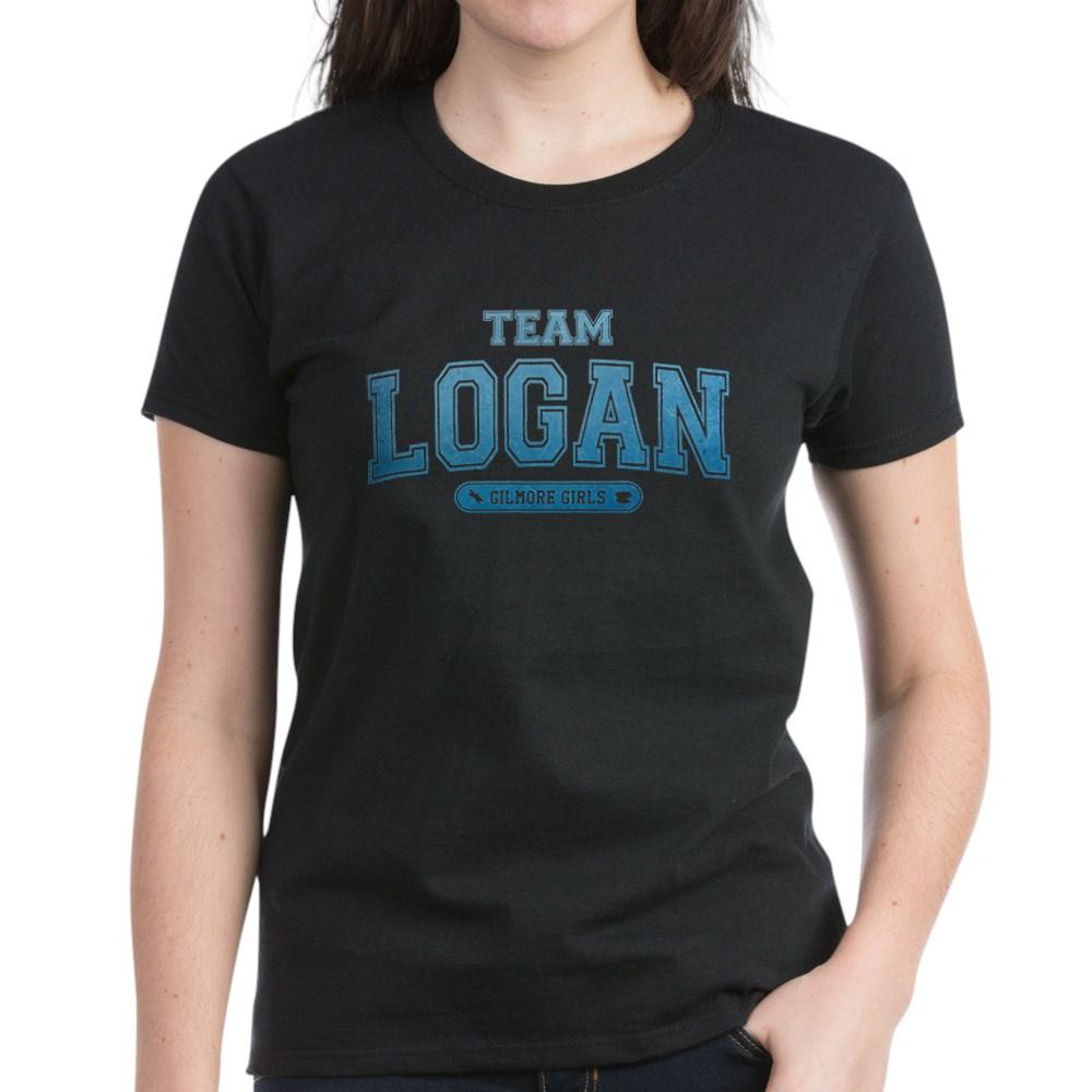 Team Logan - Gilmore Girls Women's Dark T-Shirt