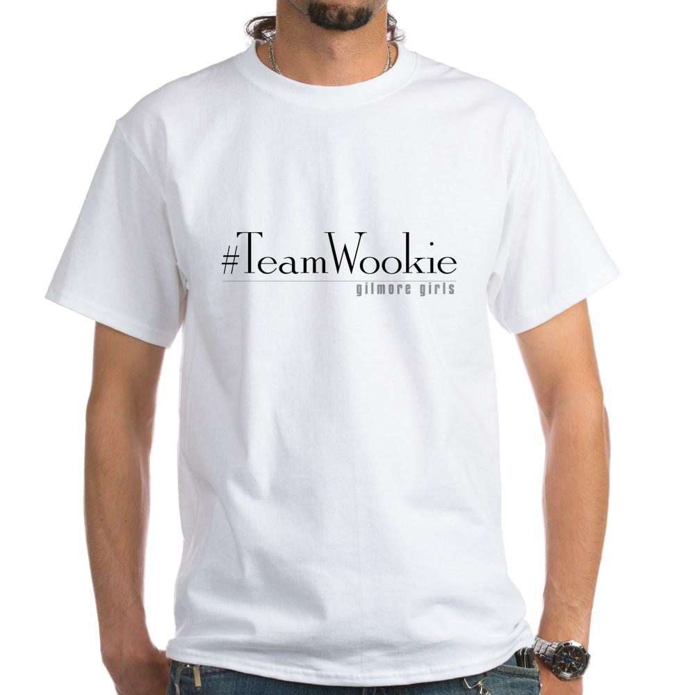 #TeamWookie - Gilmore Girls White T-Shirt