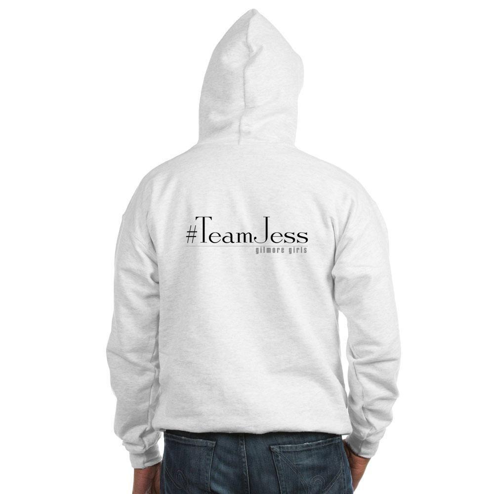 #TeamJess - Gilmore Girls Hooded Sweatshirt