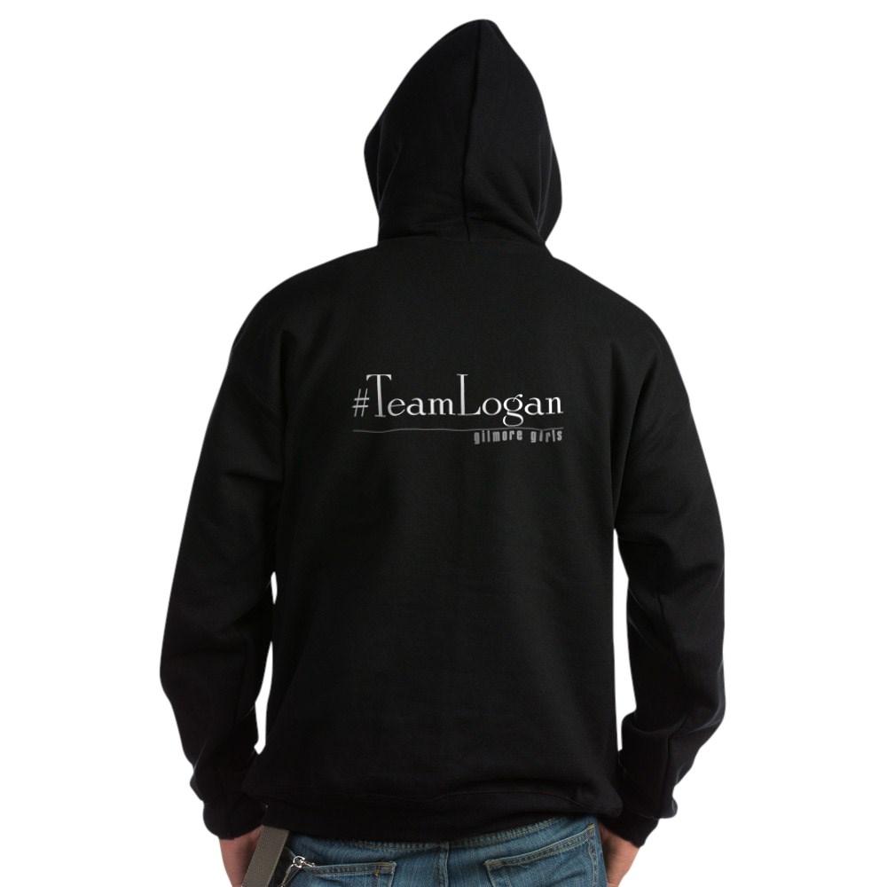 #TeamLogan - Gilmore Girls Dark Hoodie