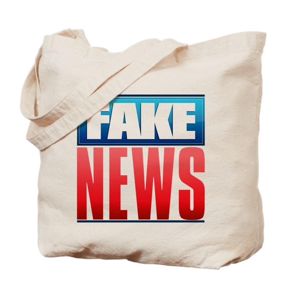 Fake News Network Logo Tote Bag