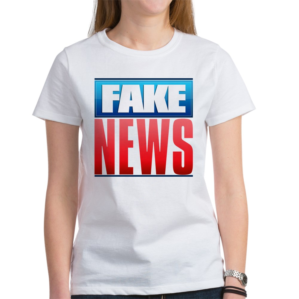Fake News Network Logo Women's T-Shirt