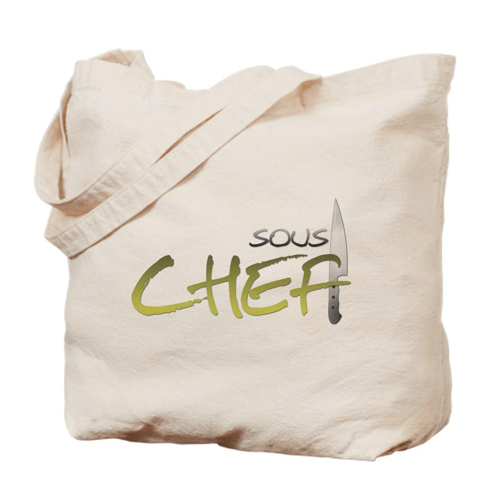 Yellow Sous Chef Tote Bag