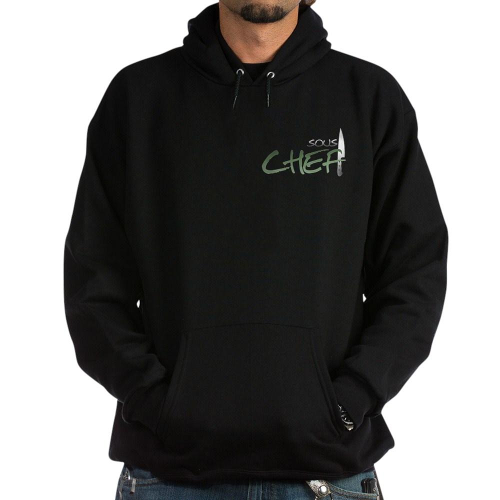 Green Sous Chef Dark Hoodie