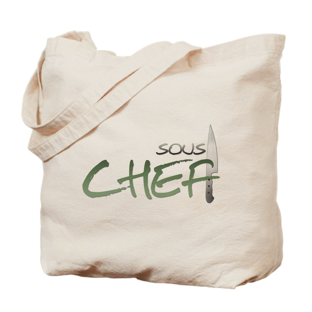 Green Sous Chef Tote Bag