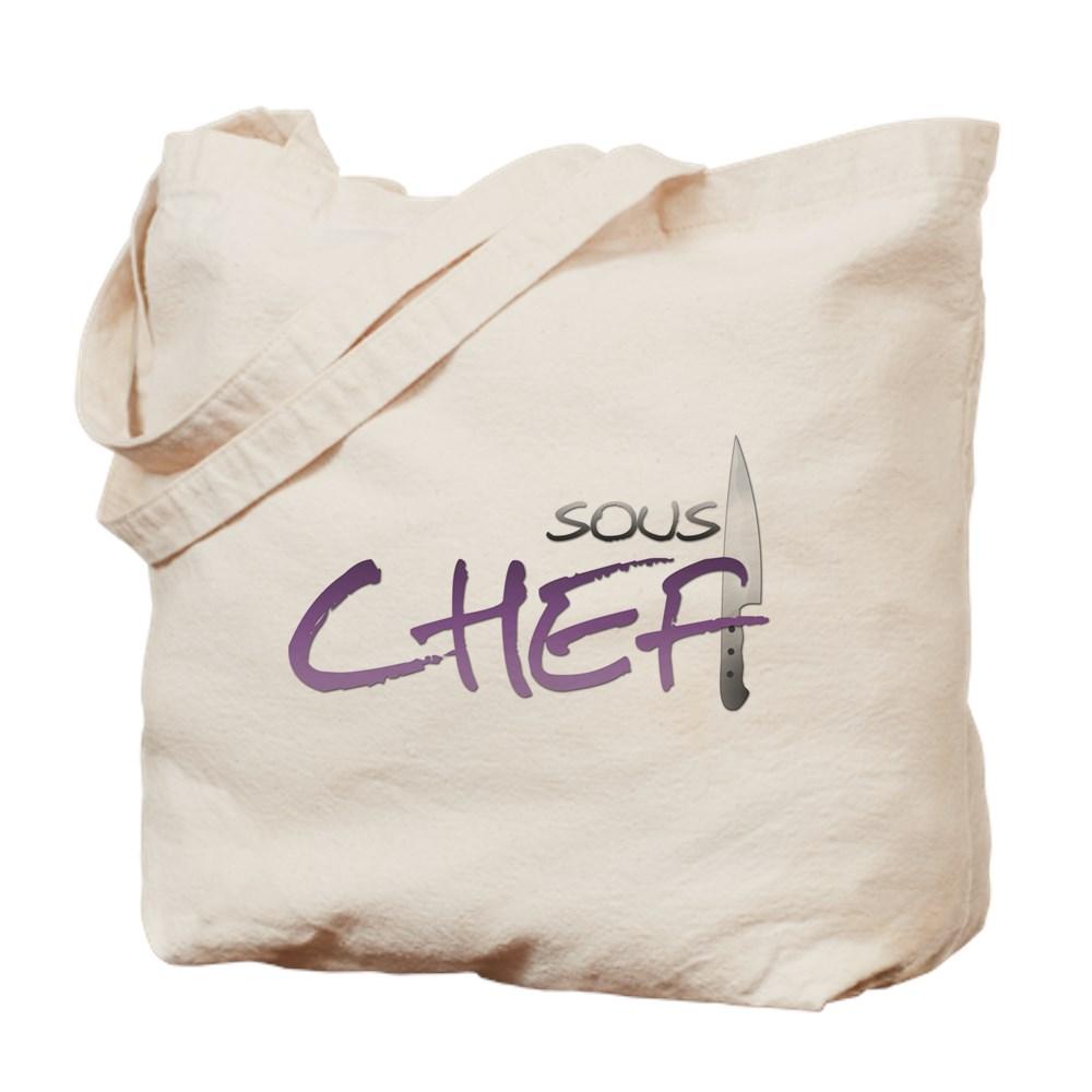 Purple Sous Chef Tote Bag