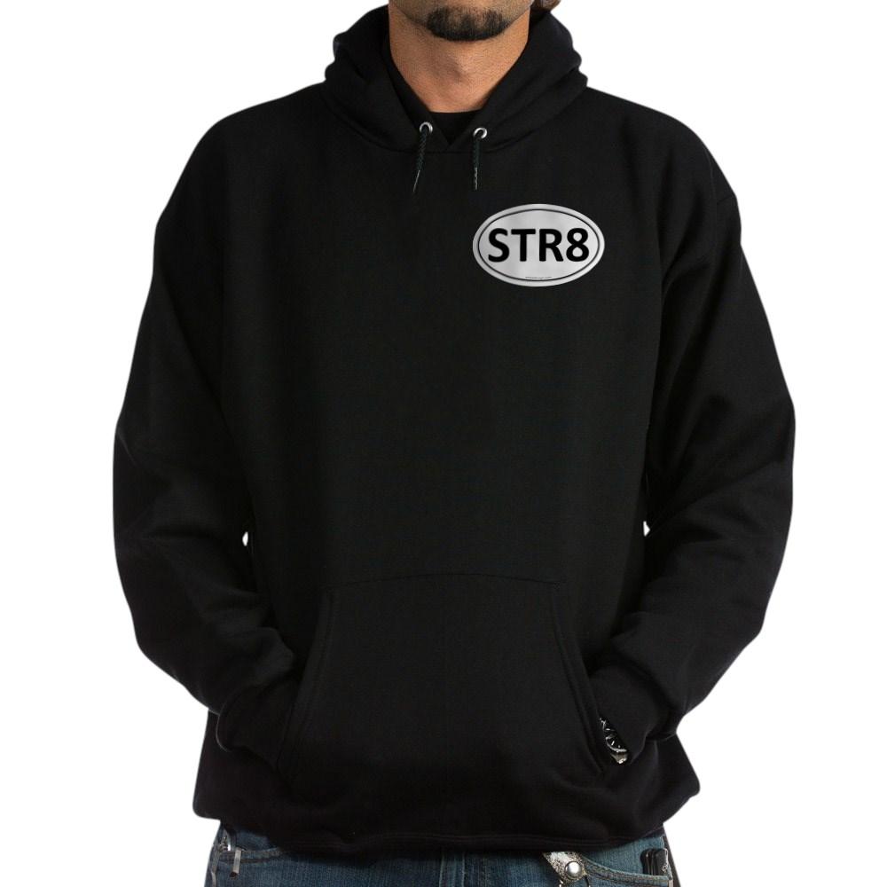 STR8 Euro Oval Dark Hoodie