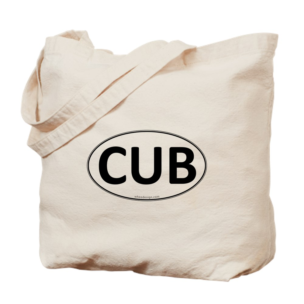 CUB Euro Oval Tote Bag