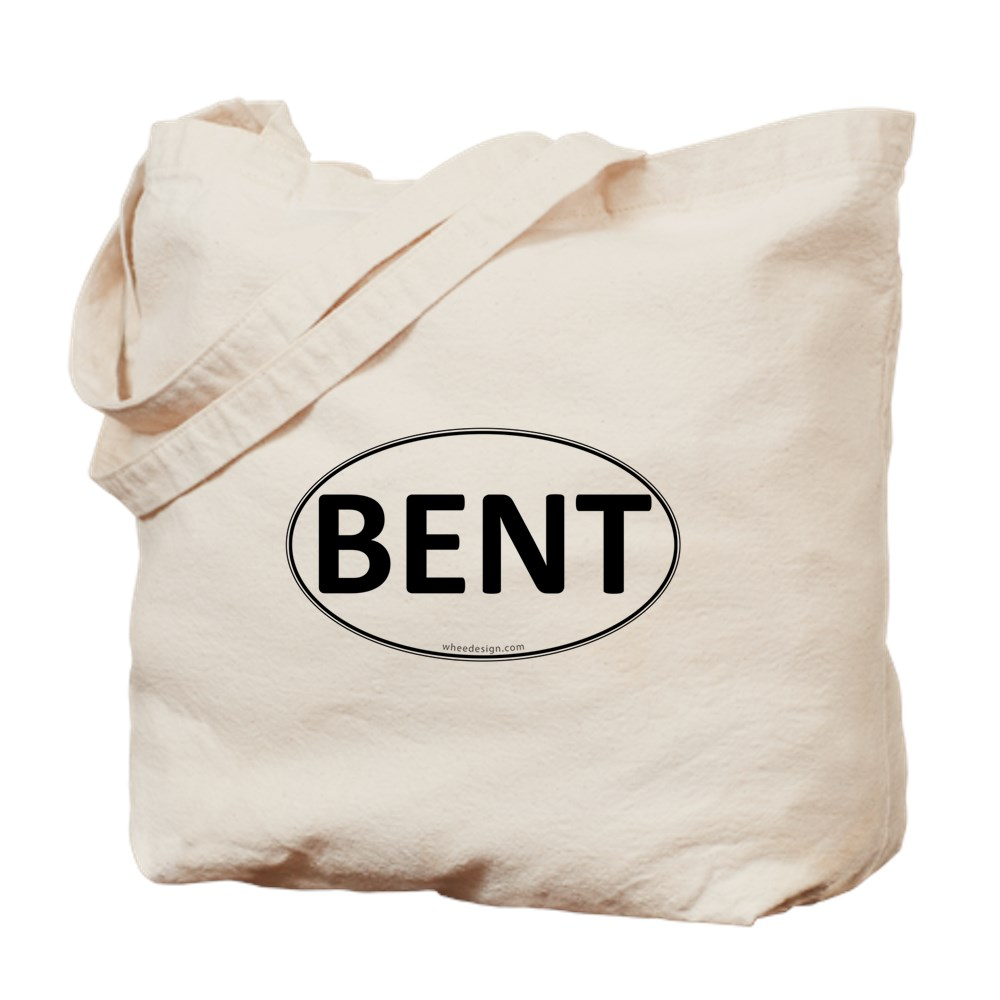 BENT Euro Oval Tote Bag