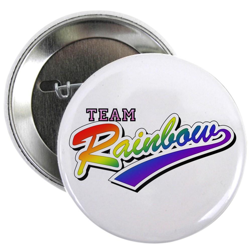 Team Rainbow LGBT Gay Pride 2.25