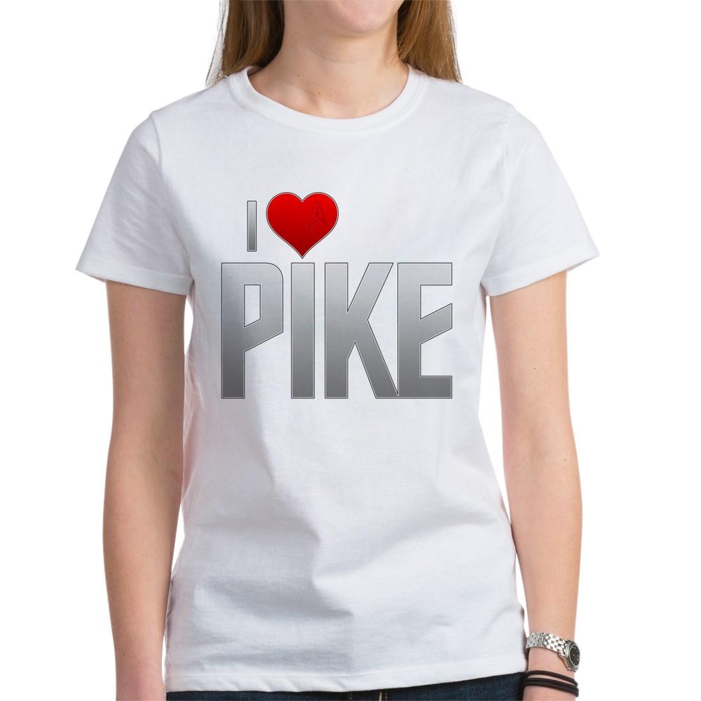 I Heart Pike Women's T-Shirt
