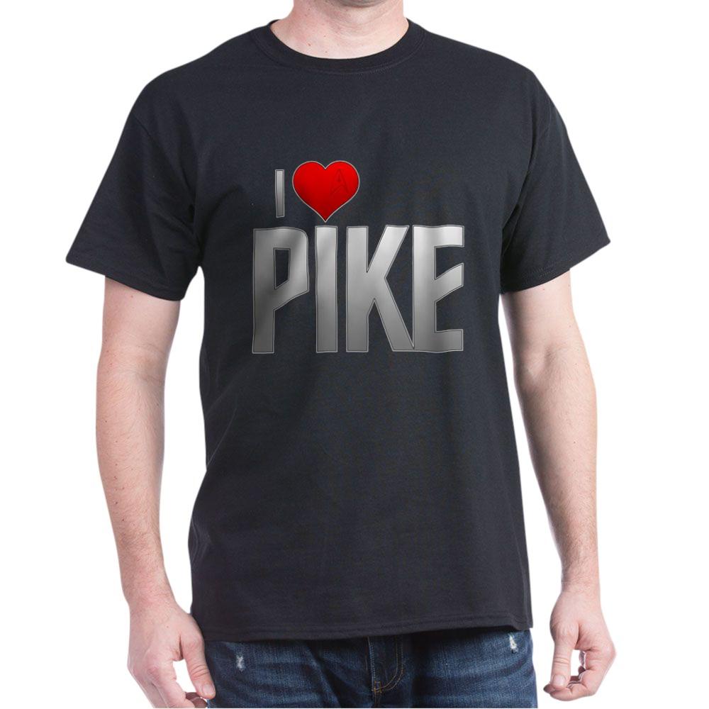 I Heart Pike Dark T-Shirt