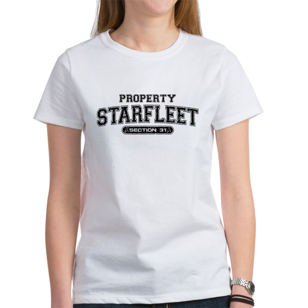 Property Starfleet Section 31 Women's T-Shirt