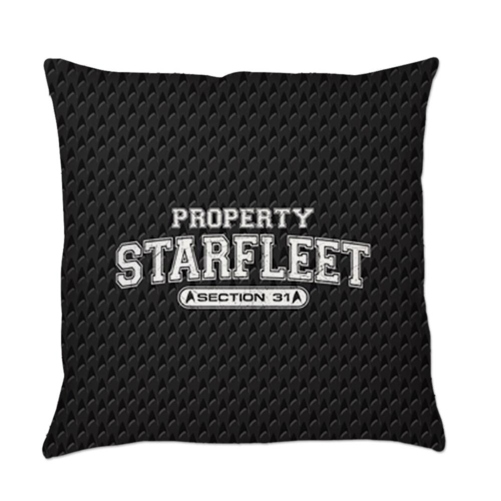 Property Starfleet Section 31 Everyday Pillow