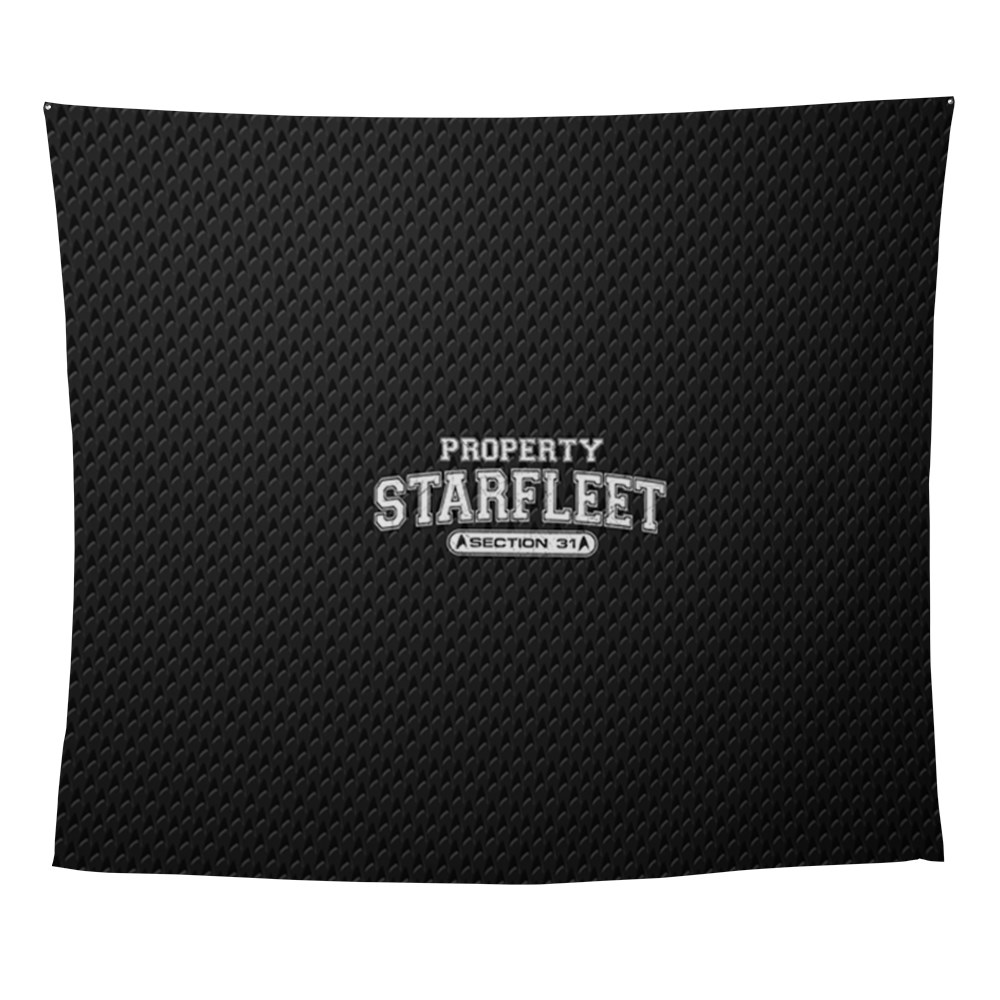 Property Starfleet Section 31 Wall Tapestry