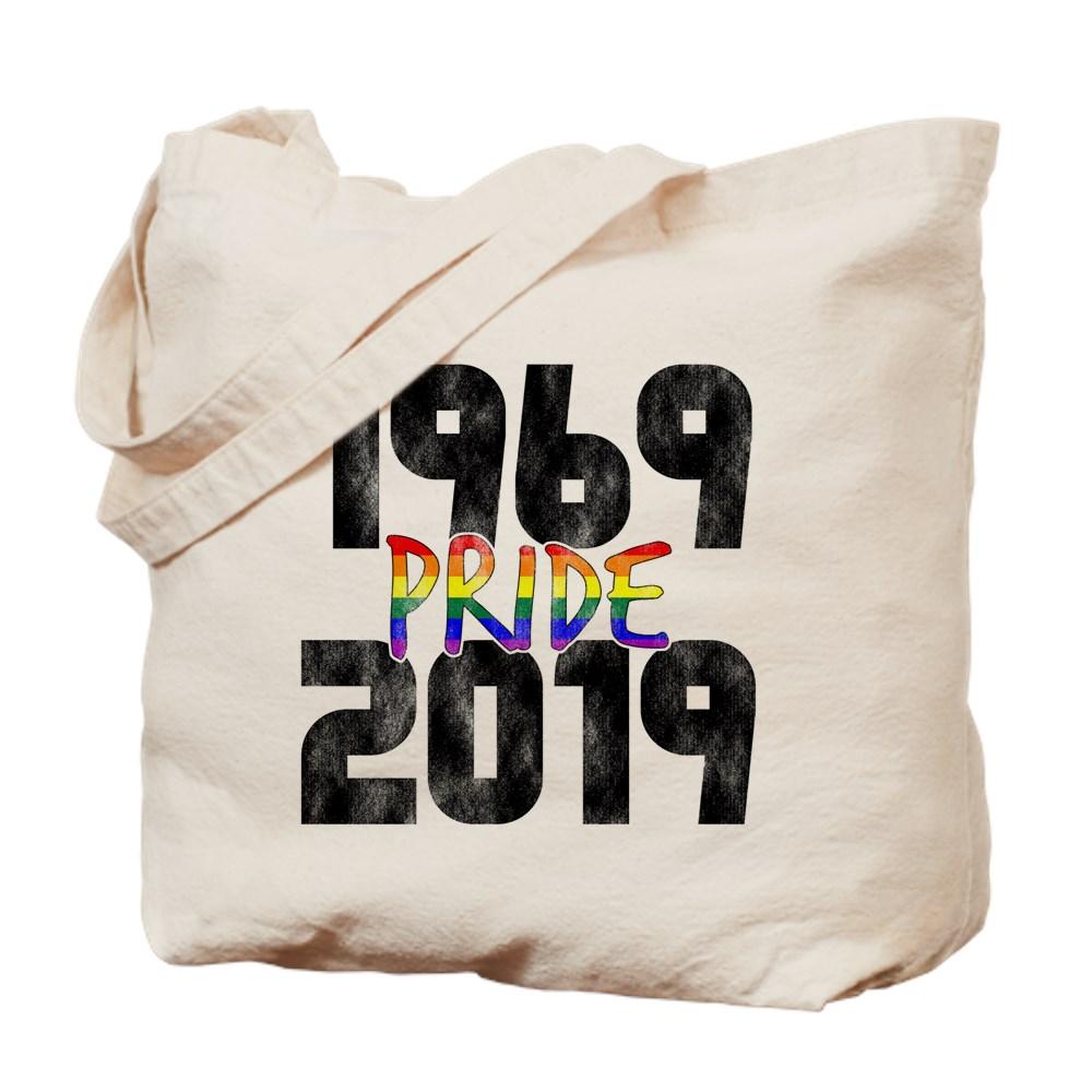 1969-2019 50th Pride Anniversary Tote Bag