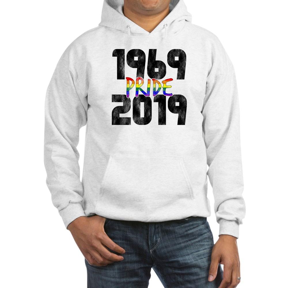 1969-2019 50th Pride Anniversary Hooded Sweatshirt