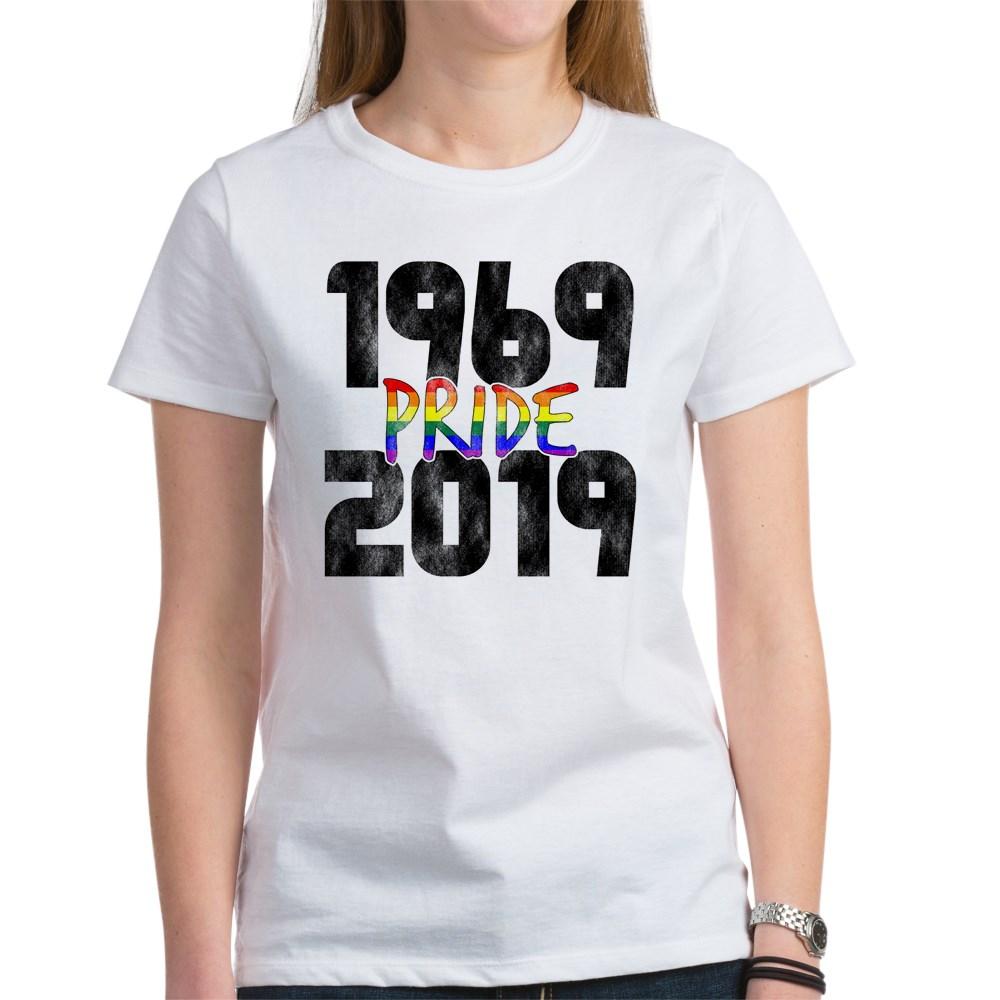 1969-2019 50th Pride Anniversary Women's T-Shirt