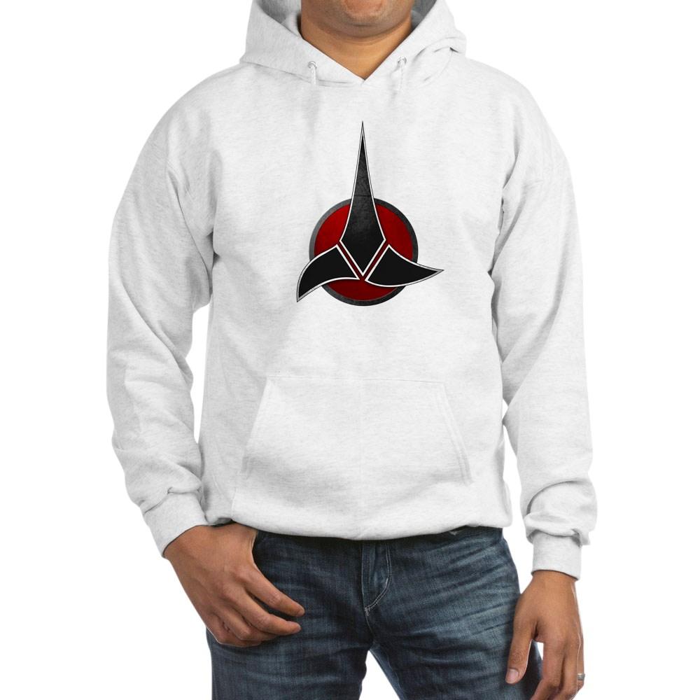 Klingon Emblem Hooded Sweatshirt