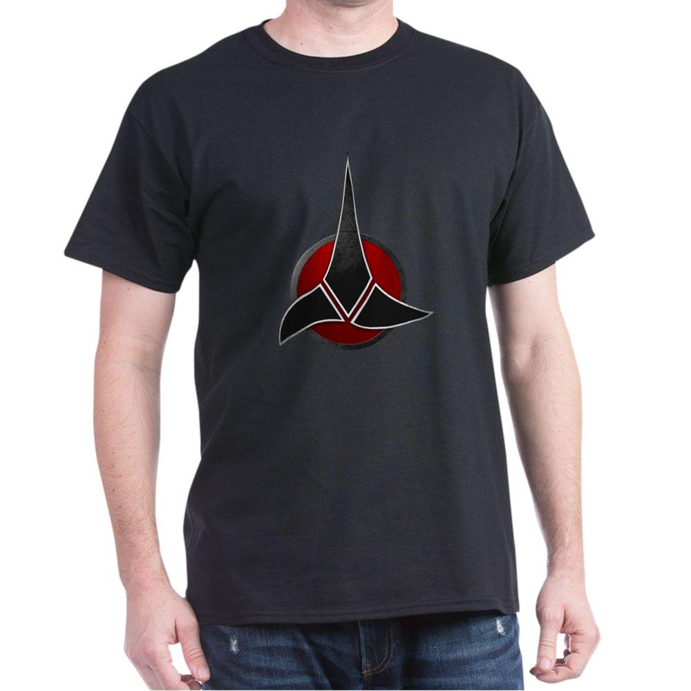 Klingon Emblem Dark T-Shirt