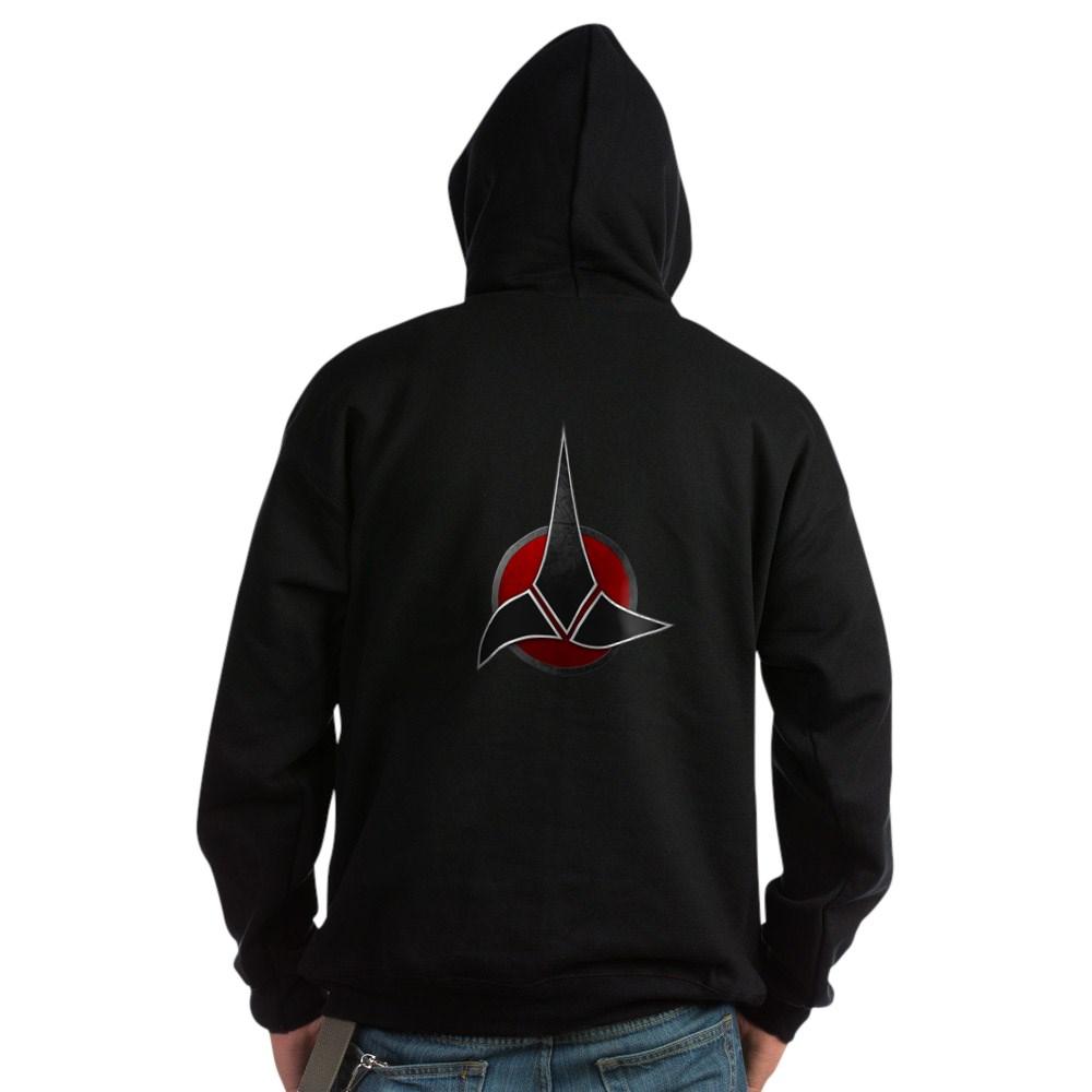 Klingon Emblem Dark Hoodie