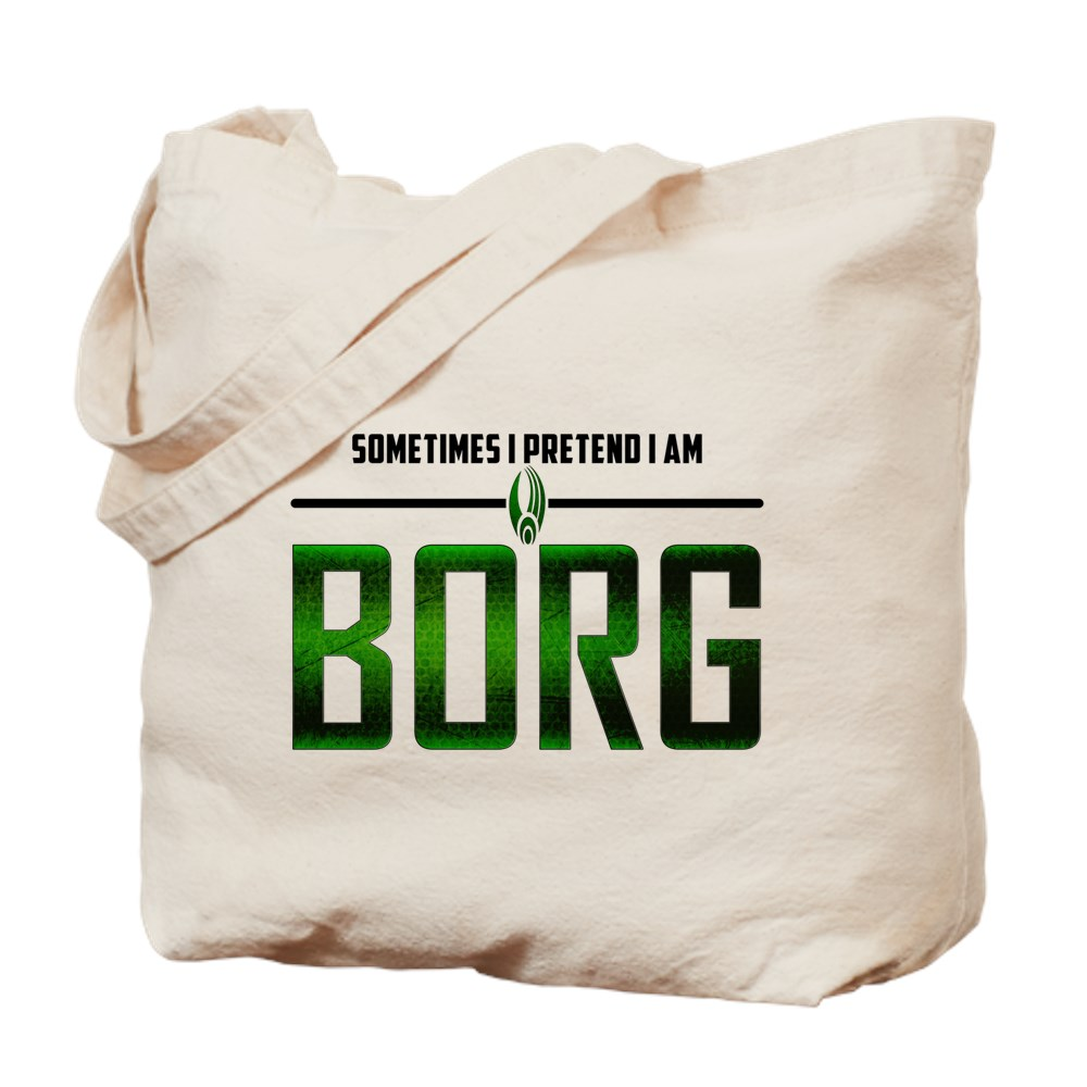 Sometimes I Pretend I am Borg Tote Bag