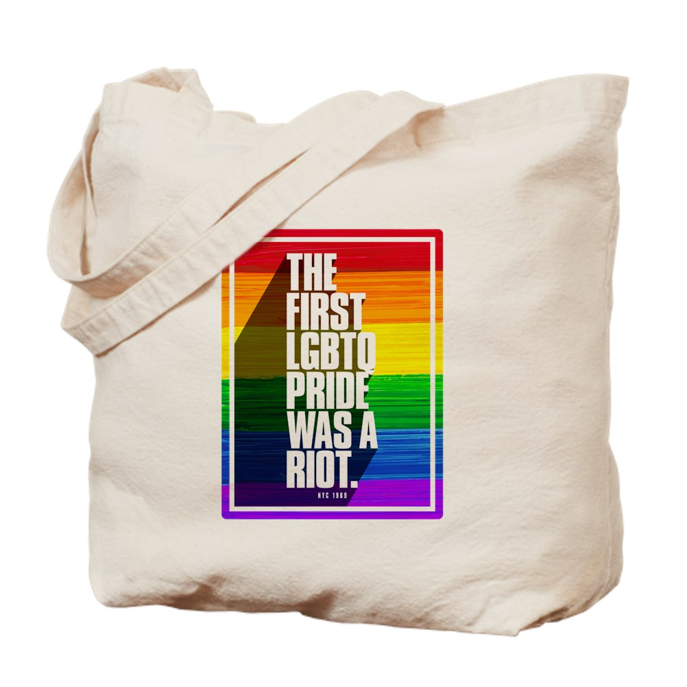 The First LGBTQ Pride Was A Riot Tote Bag