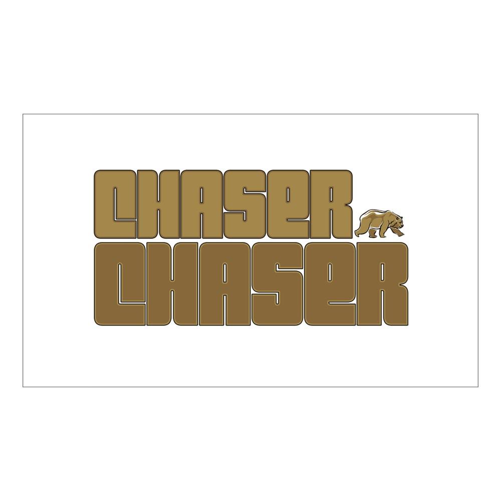 Chaser Chaser Gay Bear Rectangle Sticker