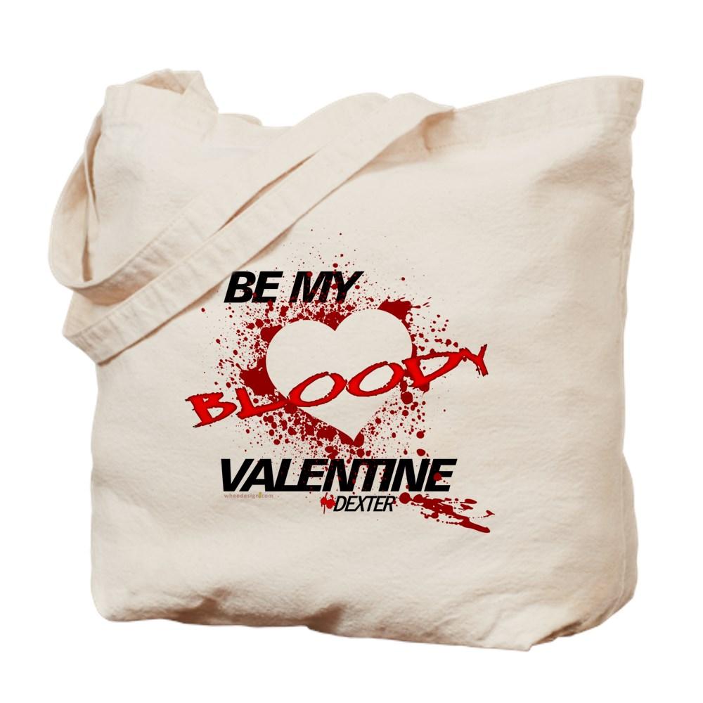 Be My Bloody Valentine - Dexter Tote Bag